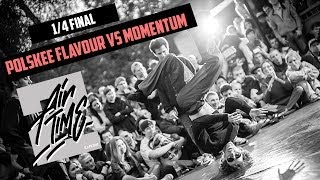 Poskee Flavour vs Momentum | 1/4 ILLFLOW AIRTIME 2