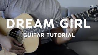 Dream Girl (Guitar Tutorial) - Kolohe Kai