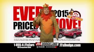 JTs Dodgeland Unauthorized Early Bird Sale!