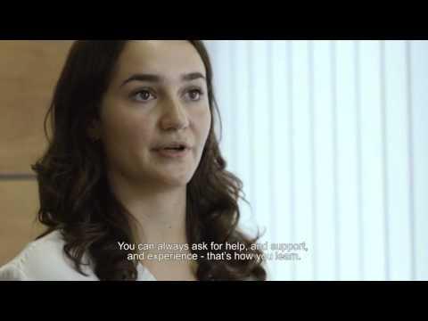 Maria Samoylova works for Glencore in the ferroalloys department