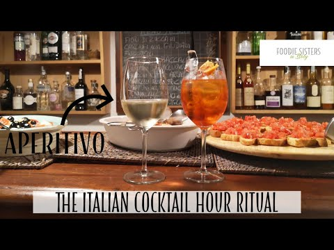 How To Aperitivo Like An Italian Food Tours