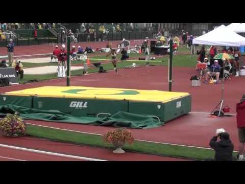 Gabrielle Williams High Jump 6' 2.25