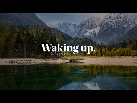 Waking Up Early - Landscape Photography Blog | Lake Jasna, Zelenci, Slovenia