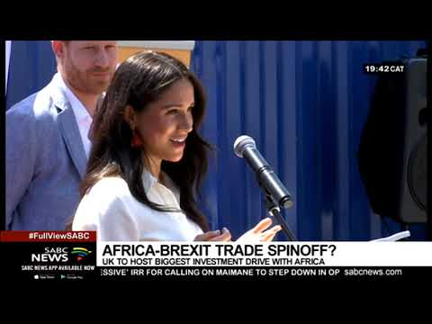 Britain to host biggest investment conference with African countries
