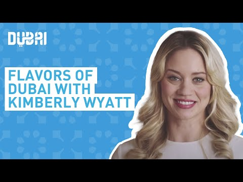 Kimberly Wyatt : Hot New Restaurants in Dubai - Visit Dubai