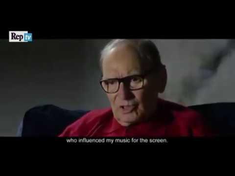 Maestro Ennio Morricone, il docufilm di Tornatore
