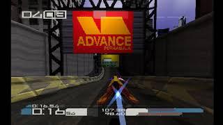 Wipeout 3 [TAS] - Rapier Tournament - Pirhana-A