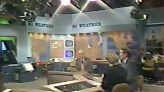 1984 Chicago WBBM-TV News - classic opening sequence Video