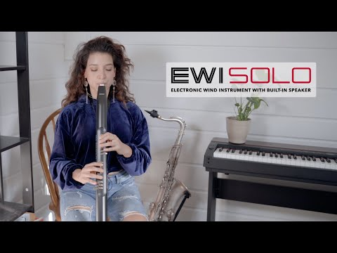Introducing EWI Solo
