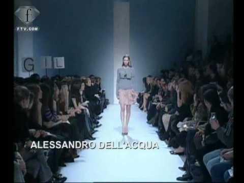 Lara Stone Fall 2007 Milan FTV.COM