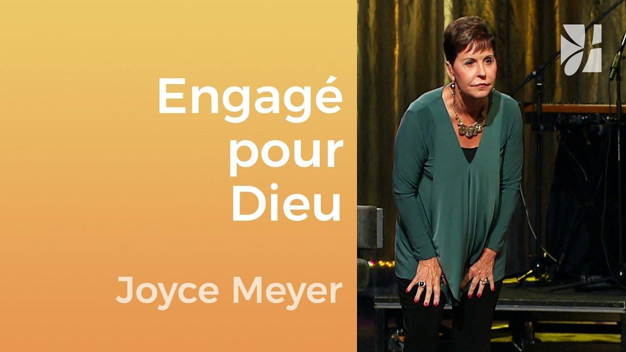 Etes-vous engagé avec Dieu ? (1/3) - Joyce Meyer - Gérer mes émotions