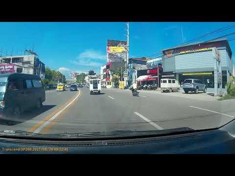 ILIGAN CITY DRIVE TRIP (August 28-30, 2017)