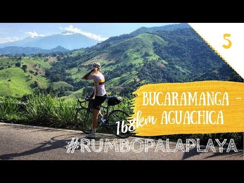 Etapa 4: Bucaramanga - Aguachica   Mango Mama