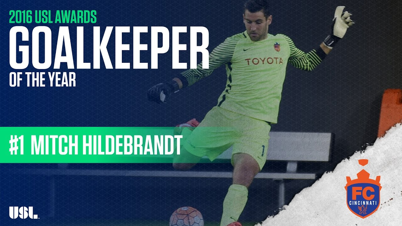 b77cc6ffd 2016 USL Awards: Goalkeeper of the Year - Mitch Hildebrandt, FC ...