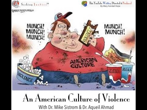 An American Culture of Violence   Public Radio Air Date 4 11 18