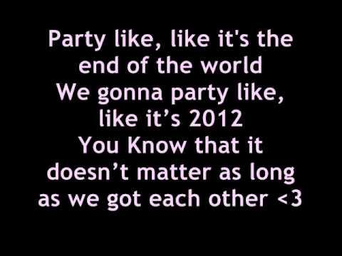 Jay Sean Ft Nicki Minaj - 2012 with lyrics!