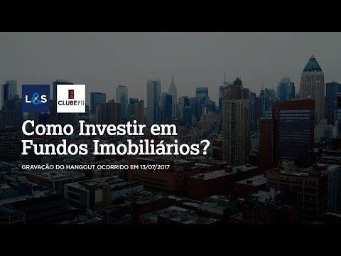 Como investir em Fundos Imobiliários?