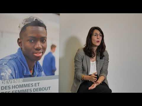 Apprentis d'Auteuil, partenaire de la Fondation ManpowerGroup