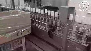 Под Тулой «накрыли» нелегальный ликеро-водочный завод