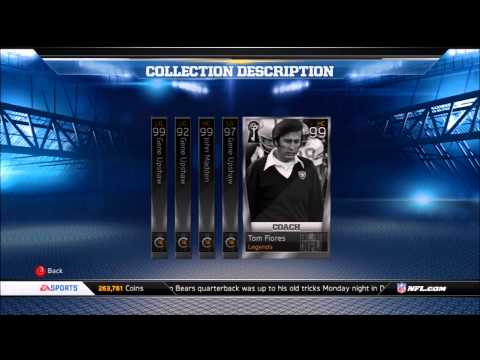 MUT 13 - Week 4 Fantasy Cards and 2 Star Gene Upshaw