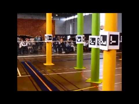 International Micro Air Vehicle Conference and Flight Competition IMAV 13