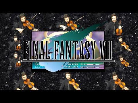 Final Fantasy VII - One Winged Angel Violin