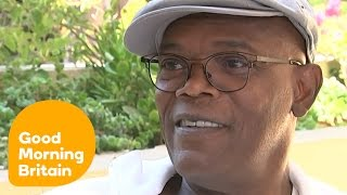 Samuel L. Jackson Wants To Be A Bond Villain! | Good Morning Britain