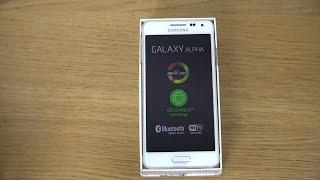 Samsung Galaxy Alpha - Unboxing (4K)
