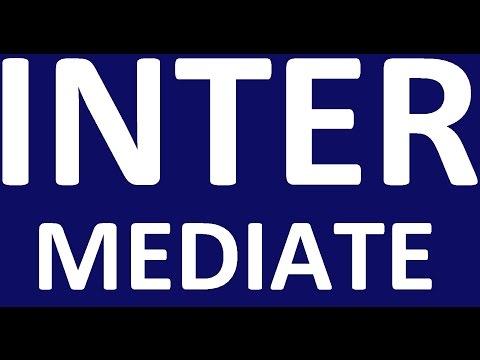 LEARNING ENGLISH GRAMMAR LESSONS FOR INTERMEDIATE, UPPER-INTERMEDIATE,  ADVANCED level - full course