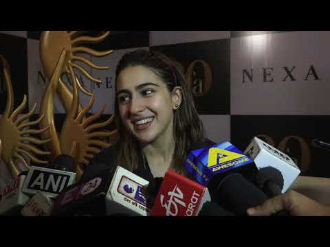 ''SARA ALI KHAN'' FULL INTERVIEW ABOUT Rehearsal of IIFA Awards 2019 Mp3