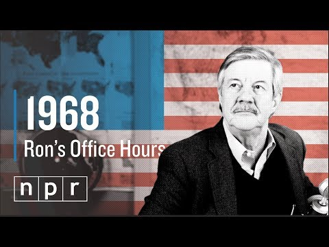 1968: A Pivotal Year | Ron's Office Hours | NPR