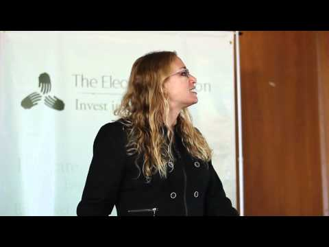Fran Seegull - Social Entrepreneurs: Deploying assets to empower agents of change