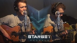 Starset Back to the Earth cover