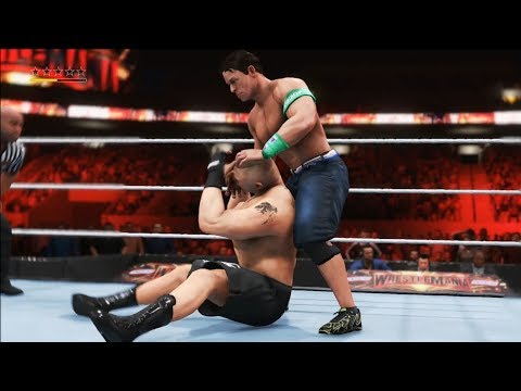 WWE 2K20 Gameplay (PS4 HD) [1080p60FPS]