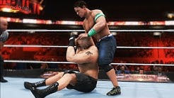 WWE 2K20 Gameplay (PS4 HD) [1080p60FPS]