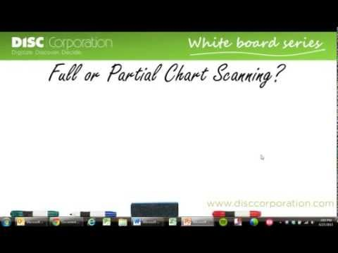 Medical Record Scanning - Full vs. Partial Medical Record Scanning
