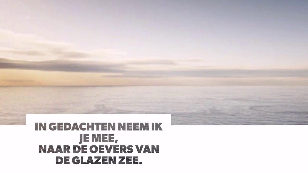 Ongekend Glazen zee - Christelijke gedichten - YouTube JB-18