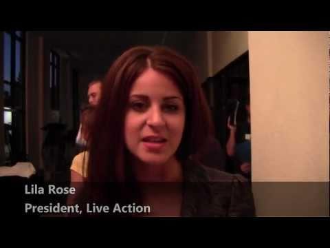 Lila Rose Endorses Created Equal