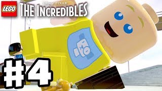 LEGO The Incredibles Gameplay
