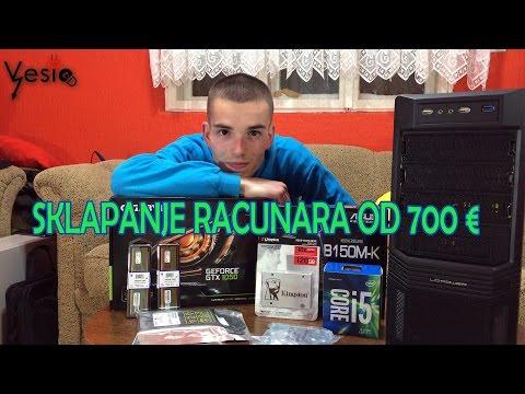 Sklapanje racunara od 700 eura