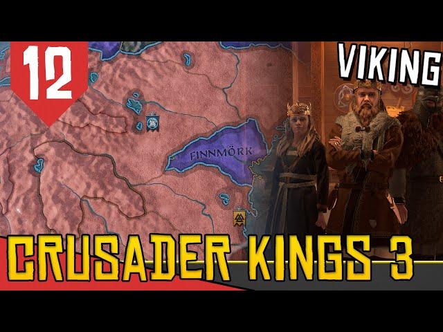 Doce Vingança - Crusader Kings 3 The Northmen #12 [Gameplay Português PT-BR]