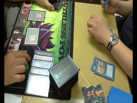 MTG Manila Vintage July 2012: R1 G2 Maniac Doomsday vs Golden Gun Oath
