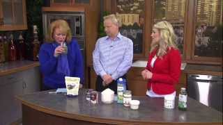 "KATU AM Northwest: ""Three Hot Super Foods"" Megan Roosevelt, RD ""Healthy Grocery Girl®"""