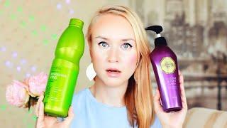 Уход за волосами весной ✿ Шампунь для объема ✿ Estel ✿ La miso ✿ Tangle Teezer