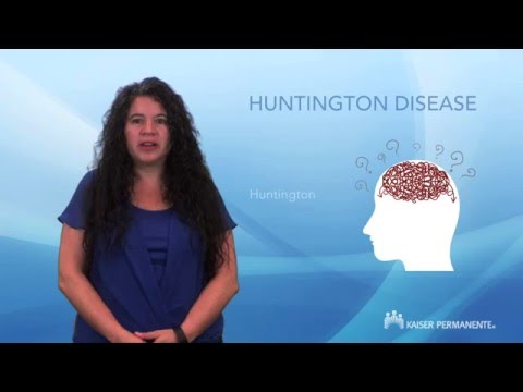 Predictive Testing For Huntington Disease