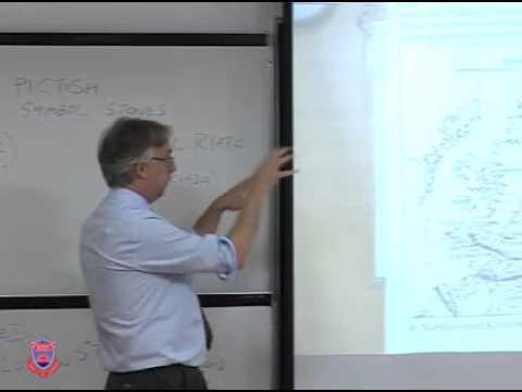 Bilkent   HIST 416   Lec 08   Early Scotland and Anglo saxon conversion