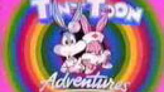 Tiny Toon Adventures Cartoon Opening Intro Theme Song Lyrics * toons
