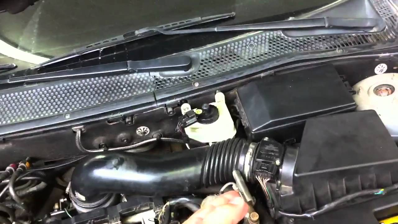 dr carro sensor fluxo ar defeito comum motor sem forca