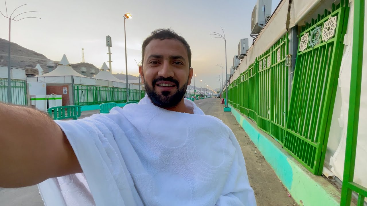 Download Going for HAJJ From Masjid Al Haram to MINA Al Hamdullilah - Hajj 2021 - Hajj 1442 Makkah