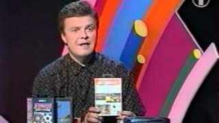 Денди Новая Реальность: телеканал ОРТ, 9 выпуск [11 августа 1995]